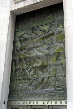Rockefeller Center: 636 Fifth Avenue - Youth Leading Industry