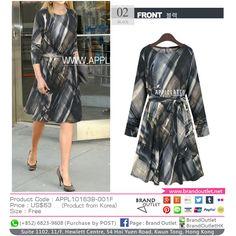 Product Code: APPL101638-001F Item Description: Applelatte Black Printed Dress Price: US$63 Size: Free WhatsApp: (+852) 6823-9608 (Purchase by POST) Tel: (+852) 3188-4878 Address: Suite 1102, 11/F, Hewlett Centre, 54 Hoi Yuen Road, Kwun Tong, Hong Kong Website: www.brandoutlet.com.hk Facebook: Brand Outlet Email: brandoutlethk@yahoo.com.hk #korea #koreaclothes #koreanfashion #koreanmodel #madeinkorea #onlineshop #onlineshopping #summer #style #dress #top #seoul #onepiece #brandoutlet…