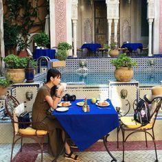 Enjoyiiinggg by @kimchuuuuu #igs_africa #travelafrica #morocco #tripinafrica