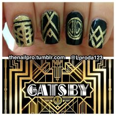 """Inspired by a post on the """"Nail Art""""..."""