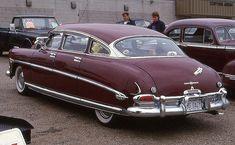 1952 Hudson Hornet Sedan
