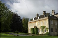 Monday Design: Babington House in the UK