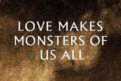 love makes monsters of us all | Crimson Peak in theaters 10.16.15