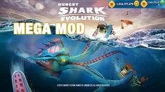 Hungry Shark Evolution 7.6.2 Mod APK KRAKEN unlock, Hungry Shark Evolution 2020 mod apk hack cheats Species Of Sharks, Free Gems, Kraken, Predator, Evolution, Coins, Android, Hack Tool, Hacks