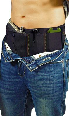 The Can Can Concealment® Sport Belt™ Big SheBang is the easy to wear compression…