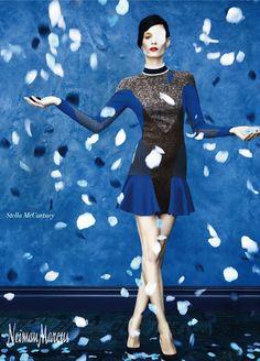 Neiman Marcus F/W 2012 Ad Campaign