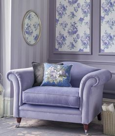 Find sophisticated detail in every Laura Ashley collection - home furnishings, children's room decor, and women, girls & men's fashion. Furniture Logo, Home Furniture, Furniture Design, Furniture Movers, Cheap Furniture, Furniture Ideas, Periwinkle Bedroom, Laura Ashley Bedroom, Laura Ashley Home