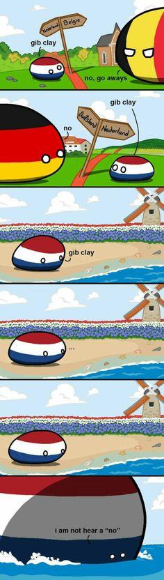 Gib clay
