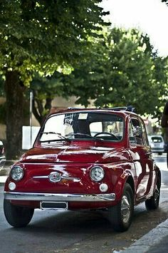 Dream Cars Vintage Fiat 500 Ideas For 2019 Alfa Romeo, Fiat Cinquecento, Fiat Abarth, Maserati, Ferrari, Retro Cars, Vintage Cars, Vintage Models, Automobile