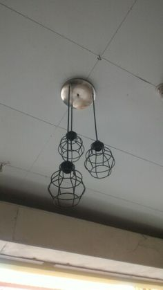 Hanging lamp/metal/Made to Order