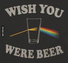 Ojalá fuera cerveza!