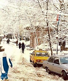Istanbul, Taking Pictures, Good Old, Old Photos, Nostalgia, Street View, Snow, History, City