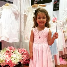 One of our  in our Addison dress and of course her princess wand ! #SavannahGirl #princess #girls #dress #pinkdress #southernstyle #flowergirl #beautiful #cutekidsclub
