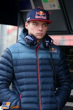 Max Verstappen, Formule 1-test op Circuit de Catalunya, 24 februari 2016, Formule 1