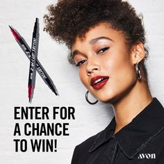 I just entered the Avon Lip Tattoo Sweepstakes for a chance to win each of the 6 new Lip Tattoo shades - for you and a friend! Tattoo Collection, Tattoo Shading, Avon Sales, Avon Fashion, Bold Lips, Avon Representative, Shops, Cool Items, Lip Colors