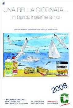 2008 / UNA BELLA GIORNATA.. in barca con noi