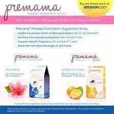 Premama Prenatal Vitamin Drink Mix - Free Sample and Coupon - FREENESS.us
