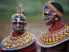 Kenya, Laikipia, Ol Malo by John Warburton-lee African Tribes, African Women, African Art, Tribal African, African Nations, African Countries, African History, African Dress, African Necklace
