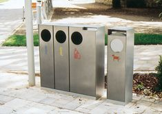 Exterior bins | Street furniture | crystal | mmcité | David. Check it out on Architonic