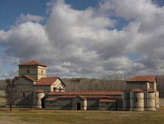 Villa Romana de Carranque, reconstrucción