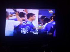 Campeon 2014 La 12ava copa