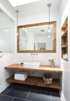 Modern Bathroom photo by Linc Thelen Design