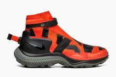 Суровые кроссовки NikeLab и Gyakusou