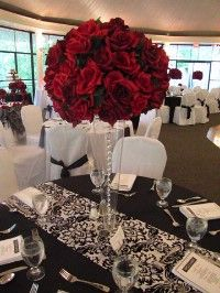 1000 Images About Black Red And White Party Ideas On