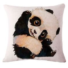 if you don't find pandas cute you are not human! I love pandas! Art And Illustration, Animal Drawings, Cool Drawings, Drawing Animals, Animation, Love Art, Painting & Drawing, Panda Painting, Anime Art