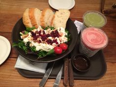 The best ricotta cheese salad in korea @cafe mamas