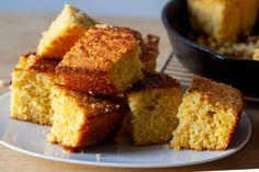 perfect, forever cornbread – smitten kitchen Cooking Bread, Bread Baking, Baking Tips, Bread Recipes, Cooking Recipes, Skillet Recipes, Easy Recipes, Vegetarian Recipes, Biscuit Bread