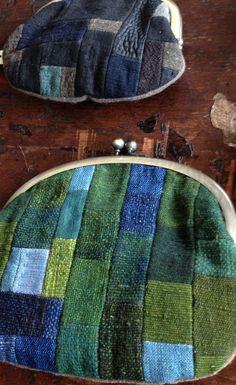 Inspiration file 13手作りのがまぐち。つなぎ合わせた布の向こう側 | コッカファブリック・ドットコム|布から始まる楽しい暮らし|kokka-fabric.com