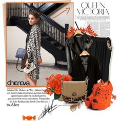 """She's a Queen"" by ts-alex on Polyvore"