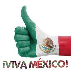 """""""Viva #Mexico! #Citas #Frases @Candidman"""
