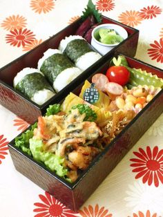 japanese bento   Concentrate of Japanese culture