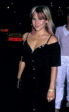 Samantha Fox Black Dresses