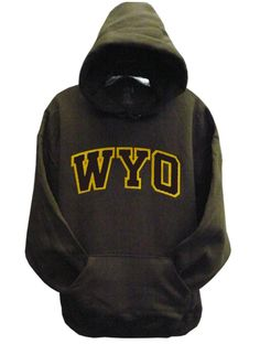 Ultimate Chocolate with Brown and Gold WYO Tackle Twill at the Knothole