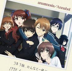 Loved the manga can't wait to watch the anime:) Manga Anime, Film Anime, Art Anime, Manga Art, Another Misaki, Another Anime, Otaku, Anime Love, Friend Anime