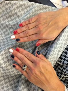 "A ""shellac-ed"" 4th of July!"