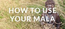 How to use your mala beads – Mala Collective   Mala Beads, Malas, Necklaces and Bracelets