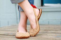 EASY, cute slingback slippers