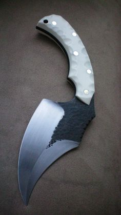 Cool knife