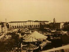 Piazza mercatale prato