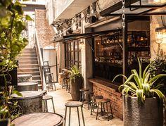 brickhouse hong kong | mexican restaurant | 20 D'Aguilar Street, HK Central