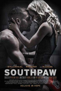 Southpaw 11x17 Movie Poster (2015)
