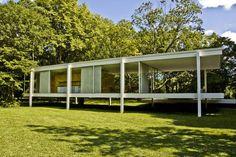Ludwig Mies van der Rohe, Farnsworth House (1946-50)