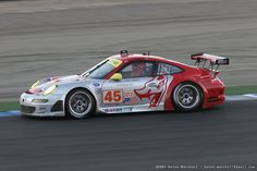 Flying Lizard Porsche 911 GT3