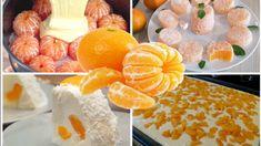 Zbierka 10 receptov na najlepšie zákusky a dezerty s mandarínkami: Fantastická chuť, rýchla príprava a rozvoniava celá kuchyňa! Dairy, Cheese, Recipes, Basket, Recipies, Ripped Recipes, Cooking Recipes, Medical Prescription