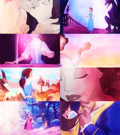 For who could ever learn to love a beast? Favourite Disney movie ever! Disney Beauty And The Beast, Disney And More, Disney Love, Disney Magic, Disney Animation, Disney Pixar, Walt Disney, Belle And Beast, Tale As Old As Time