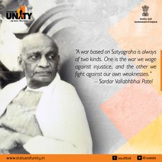 #Quotes by Sardar Patel